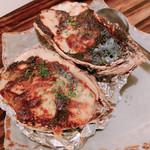 牡蠣ひよっこ商店 - 牡蠣グラタン