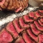 CarneTribe 肉バル - みなせ牛のステーキ