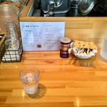 らぁ麺屋 はりねずみ - 料理写真:セットアップ