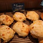 ベイク アップ - 料理写真:チーズはるゆたか