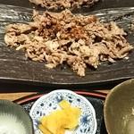 107611802 - サービスランチ(牛焼) 1,069円 ♪