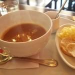 ルバーブ - 自家製スープドポワゾン