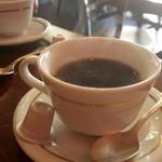 ルバーブ - 食後のコーヒー