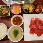 平壤亭 - 焼肉ランチ