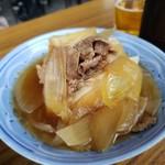 南里 - 料理写真:肉豆腐