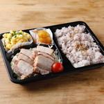 フェアビンデン - 【日替わり料理】下仁田ミートの塩麹漬けオーブン焼き