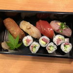 107615439 - 握り寿司