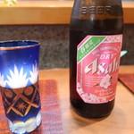 大海寿司 - ビール