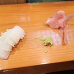 大海寿司 - イカ