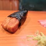 大海寿司 - あなご