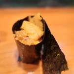 大海寿司 - ウニ