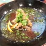 大海寿司 - おこぜ赤だし