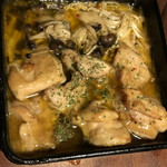 クラフトビール×個室 KIYAMA - 本日のアヒージョ 鶏肉