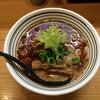 極麺 青二犀 - 料理写真:大人の担々麺 800円(2019年5月)