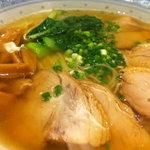 10763490 - チャーシューたっぷりのチャーシュー麺(890円)