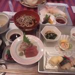 桔梗が丘ヴェルージュ - 和食ランチ1575円