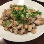 餃子バル 餃子家 龍 - 肉入れすぎチャーハン