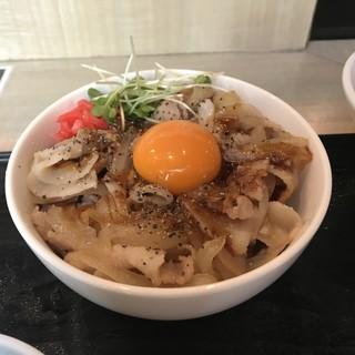 和牛焼肉 牛WAKA丸 新橋店  - スタミナ丼