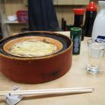 大衆割烹 三州屋 - 丸煮柳川