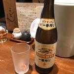 107632621 - 瓶ビール(キリン一番搾り) 500円