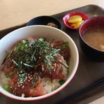 107633227 - 漁師丼 900円