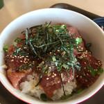107633228 - 漁師丼 900円