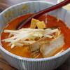 味噌麺処 花道 - 料理写真:辛味噌つけめんのつけ汁