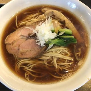麺や豊 - 料理写真:大盛り中華そばアップ