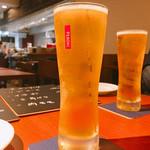 下北沢 ビストロ Bon - ドリンク写真:イタリアのビール