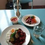 カフェ スタンド - 料理写真: