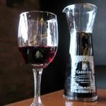 夜景イタリアン&肉バル GB  - ワイン(デカンタ)