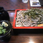 10764613 - ザル蕎麦(710円)
