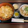 なかのや - 料理写真:納豆丼(ミニうどん付)