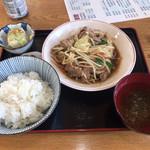くまき食堂 - 料理写真: