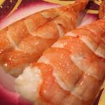 107644542 - 海老はかなり美味いですね。
