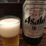 107644548 - ビールは大瓶