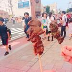 焼鳥番長 びっくり串 - 2018.夏