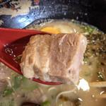 豚骨ラーメン銀水 -