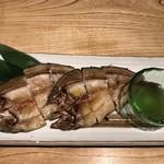 宇田川町魚金 - 鮎の干物
