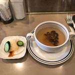 ハーベスト - スープはシジミでした