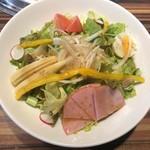 Gyouten - ぎょうてんサラダ