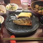 Umekisanchinodaidokoro - コスパ抜群の「サバの塩焼き定食」