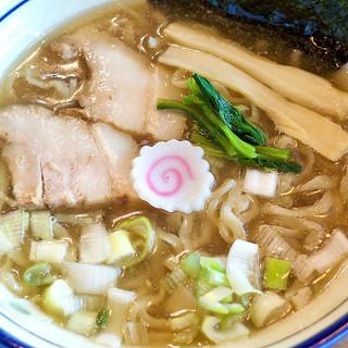 Omotenashi Noodles よこじ - 料理写真: