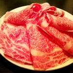 しゃぶ吉 - お肉