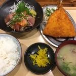 豊後酒場 - りゅうきゅう定食