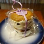 洋菓子工房 KAI - 料理写真:レーズンバターサンド