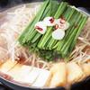 もつ鍋 慶州 - 料理写真:もつ鍋 しょうゆ味