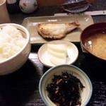 Hanamizuki - 赤魚定食750円