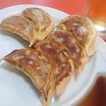 中華料理 餃子一番 - 餃子です、ピントが甘めですいません。