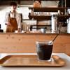 ミヤジマコーヒー - ドリンク写真:ドリップコーヒー(ICE)@390円:すっきりとしつつ、 後を追うようにフワッと苦味が広がる。